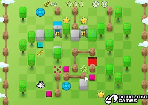 لعبة الذكاء باندا Panda Chunky