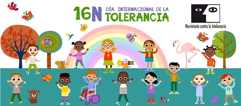 EMPATIBLOG: 16 NOVIEMBRE DÍA INTERNACIONAL DE LA TOLERANCIA