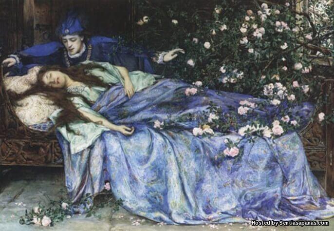 Kisah Asal 'The Sleeping Beauty' Sebenarnya Dinodai Ketika Tertidur