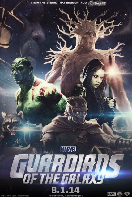 Guardians of the Galaxy 2014 Official Trailer 720p HD