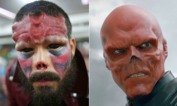 Man Has His Nose Cut Off Just To Look Like A Super Villain
