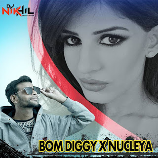 Bom Diggy x Nucleya (Remix) - DJ NIKhil