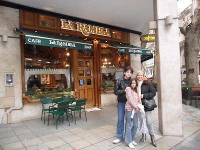 conhecendo a América Latina; Buenos Aires; Bairro Recoleta; Café La Rambla