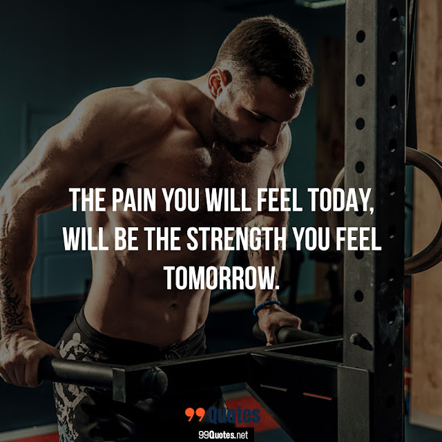 gym training quotes