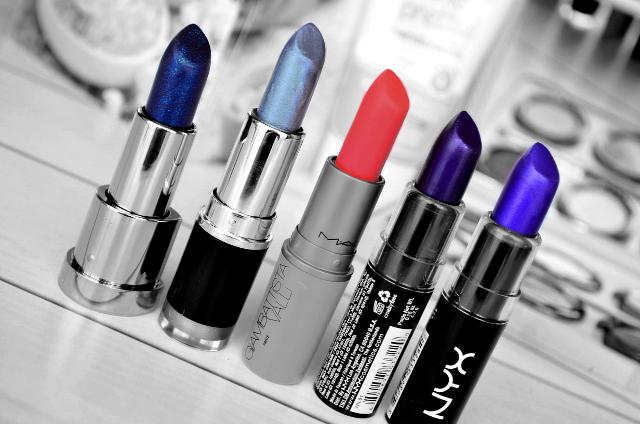Knallige Lippenstifte richtig auftragen