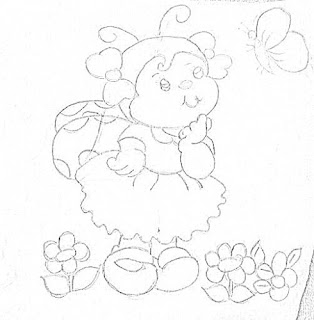 abelhinhas e joaninhas