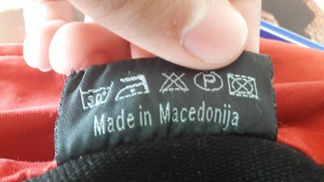 Bild des Tages - Made in Macedonija