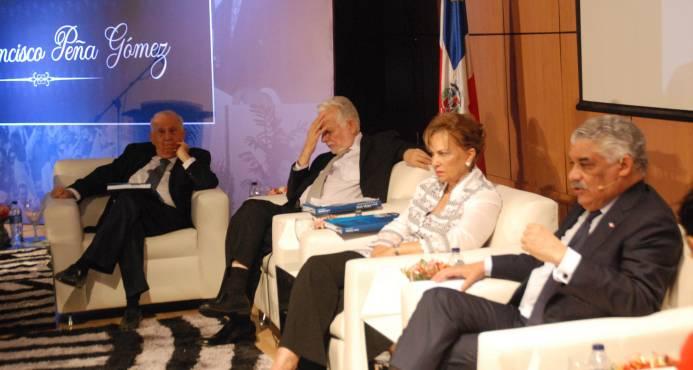 "PRD anuncia creación ""Premio Nacional Dr. José Francisco Peña Gómez"""