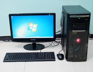 Jual PC Rakitan Core i3 Spek Gaming di Malang