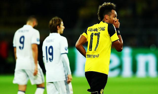 Gás do Dortmund foi fundamental para buscar o empate contra o Real no finalzinho