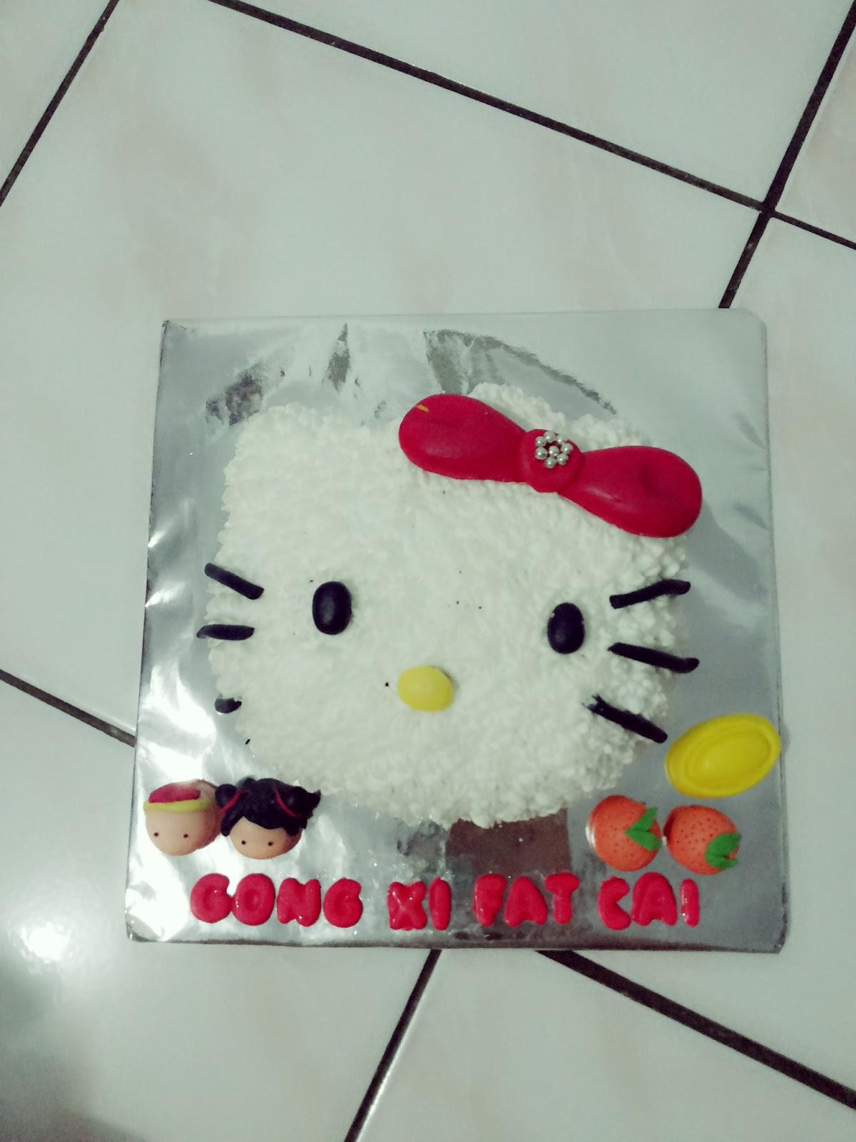 Sagitarius Cake Shop Kue Ulang Tahun Hello Kitty