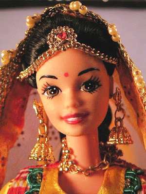 Gambar Boneka Barbie  India