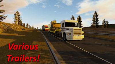 Heavy Truck Simulator MOD APK-Heavy Truck Simulator