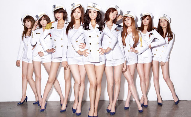 Lirik Lagu Kissing You ~ Girls' Generation