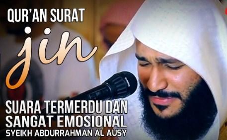 Download Surat Al Jinn Syaikh Abdurrahman Al Ausy