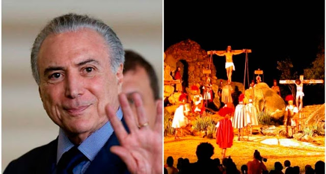 O espetáculo será apresentado de 8 a 15 de abril, no município do Brejo da Madre de Deus – Reprodução