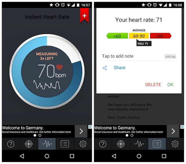 Why if your heartbeat is less than 60 beats or more than 100 should visit your doctor Here are three applications to know your heartbeat 85