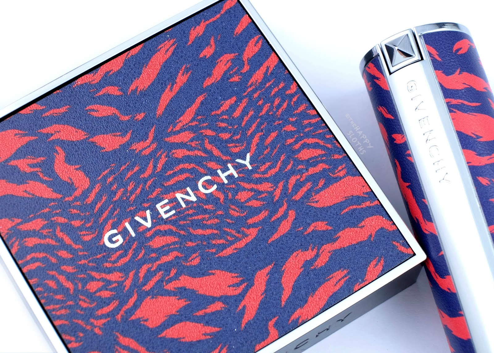 Givenchy | Couture Edition 2019 Prisme Libre & Le Rouge Lipstick: Review and Swatches