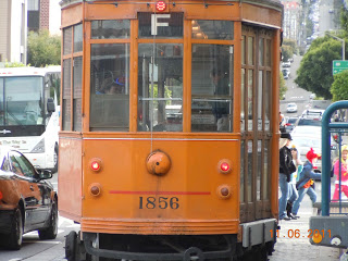 trolleys san francisco