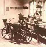 Gottllieb Daimler 1885 Motorcycle