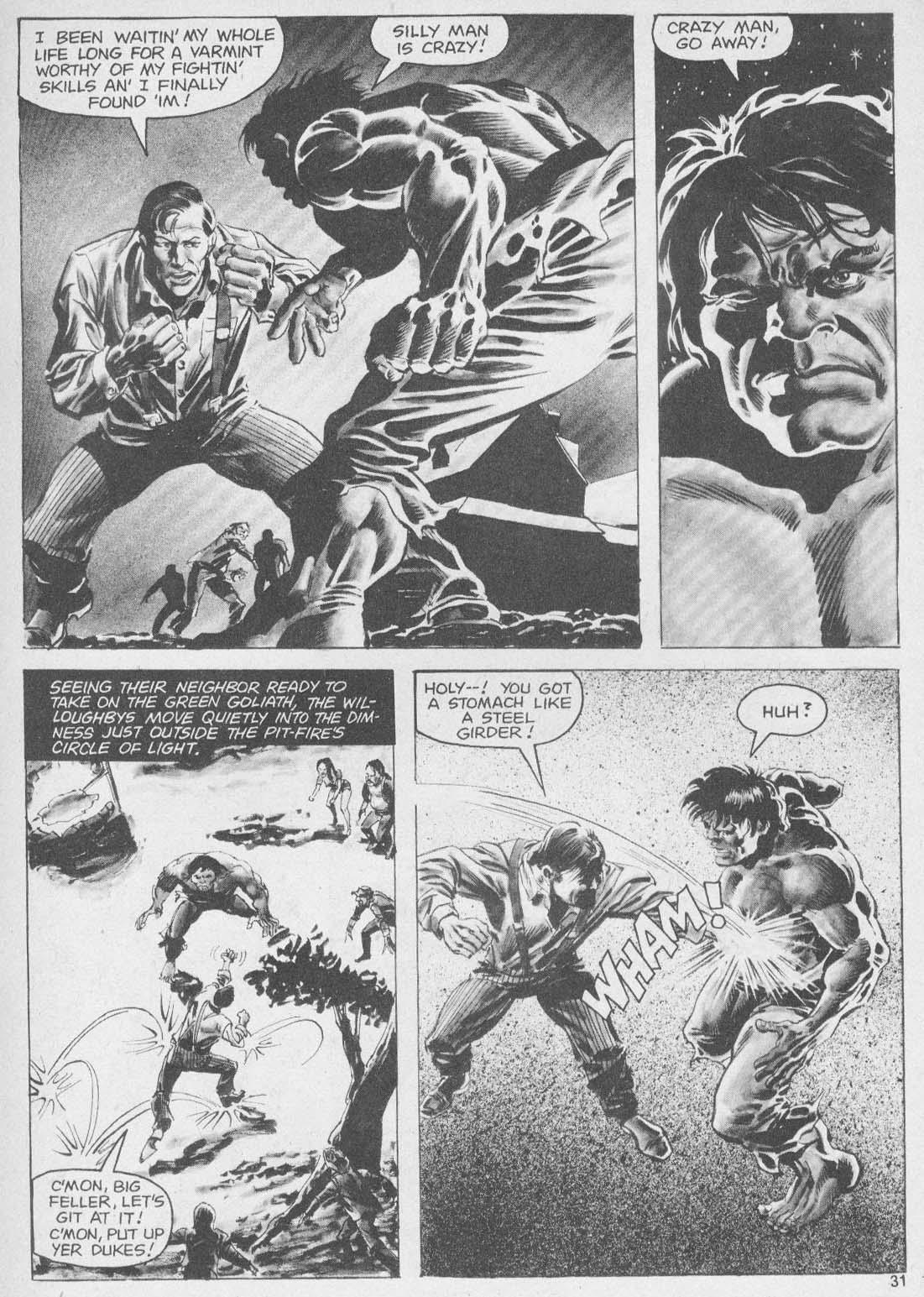 Hulk (1978) issue 27 - Page 31