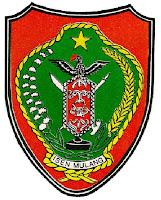 Lambang / Logo Propinsi Kalimantan Tengah (Kalteng)