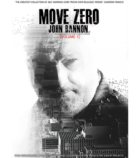 descargar dvd de magia gratis Move Zero (Vol 1) by John Bannon