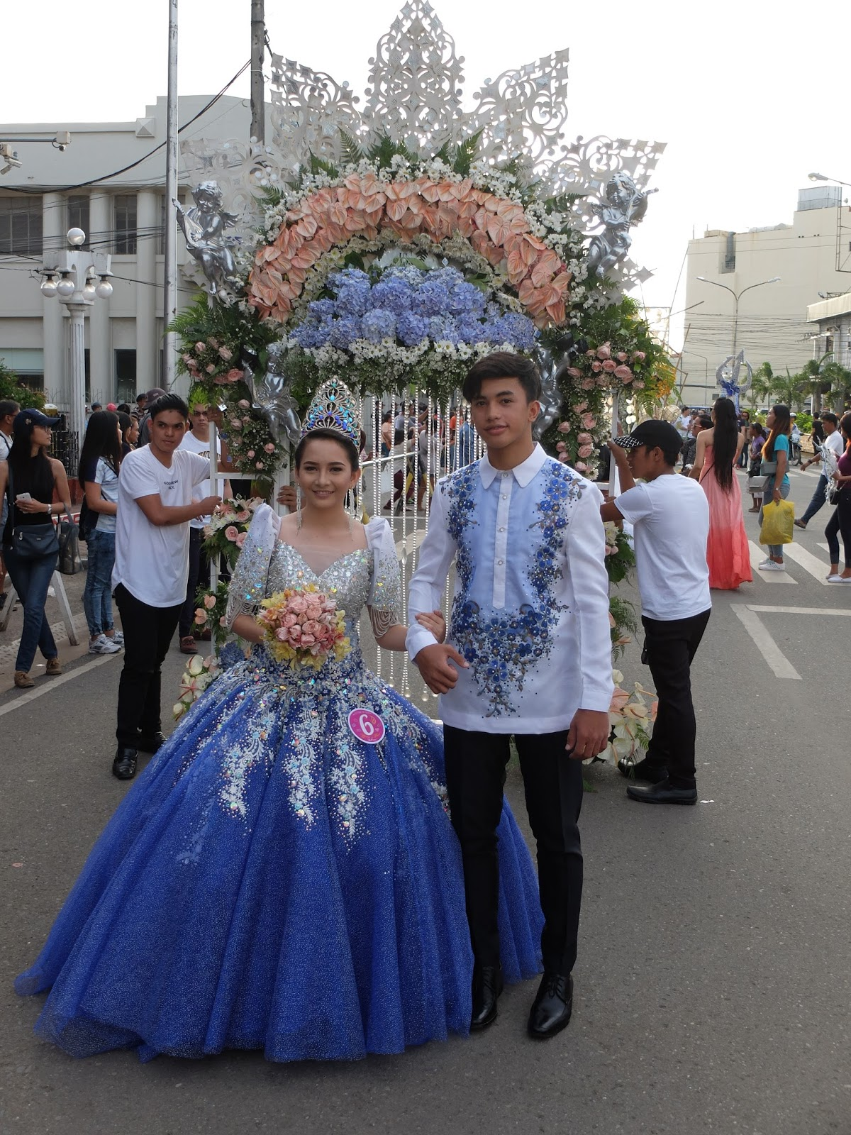 Old Fashioned Filipiniana Ball Gown Gallery - Wedding and flowers ...