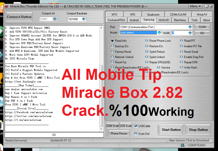 🏆 Miracle box thunder edition 2 82 crack | Miracle Thunder Edition