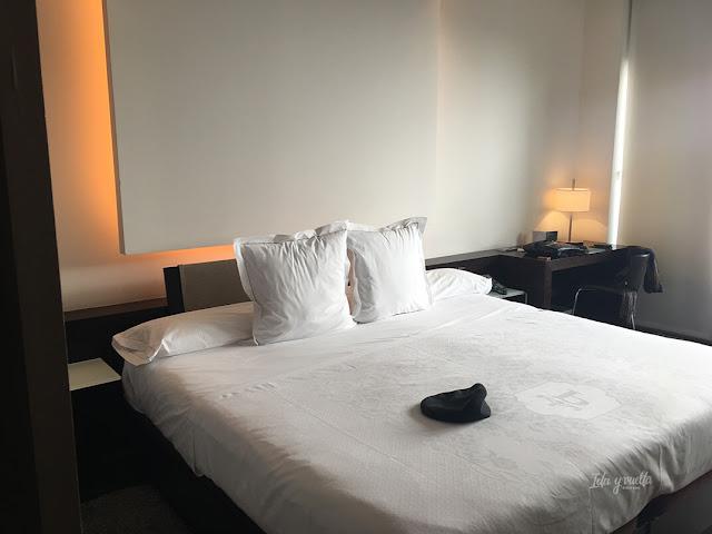 Dormitorio habitación 129