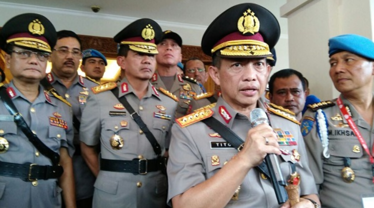 Menurut  Kapolri Tito Karnavian Ini Alasan Polisi Dibenci Masyarakat