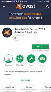 Avast Antivirust