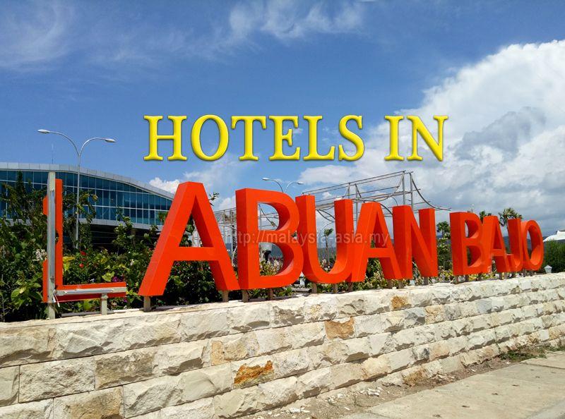 Labuan Bajo Hotels
