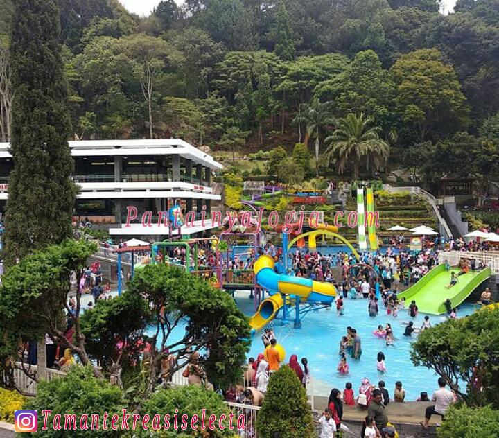 Wahana Dan Harga Tiket Masuk Terbaru Di Taman Wisata Selecta