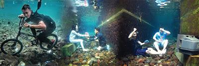 Sport Underwater Hits Di Malang