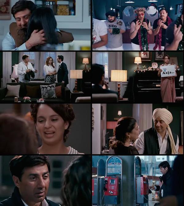 I Love NY 2015 Hindi DVDRip 700mb