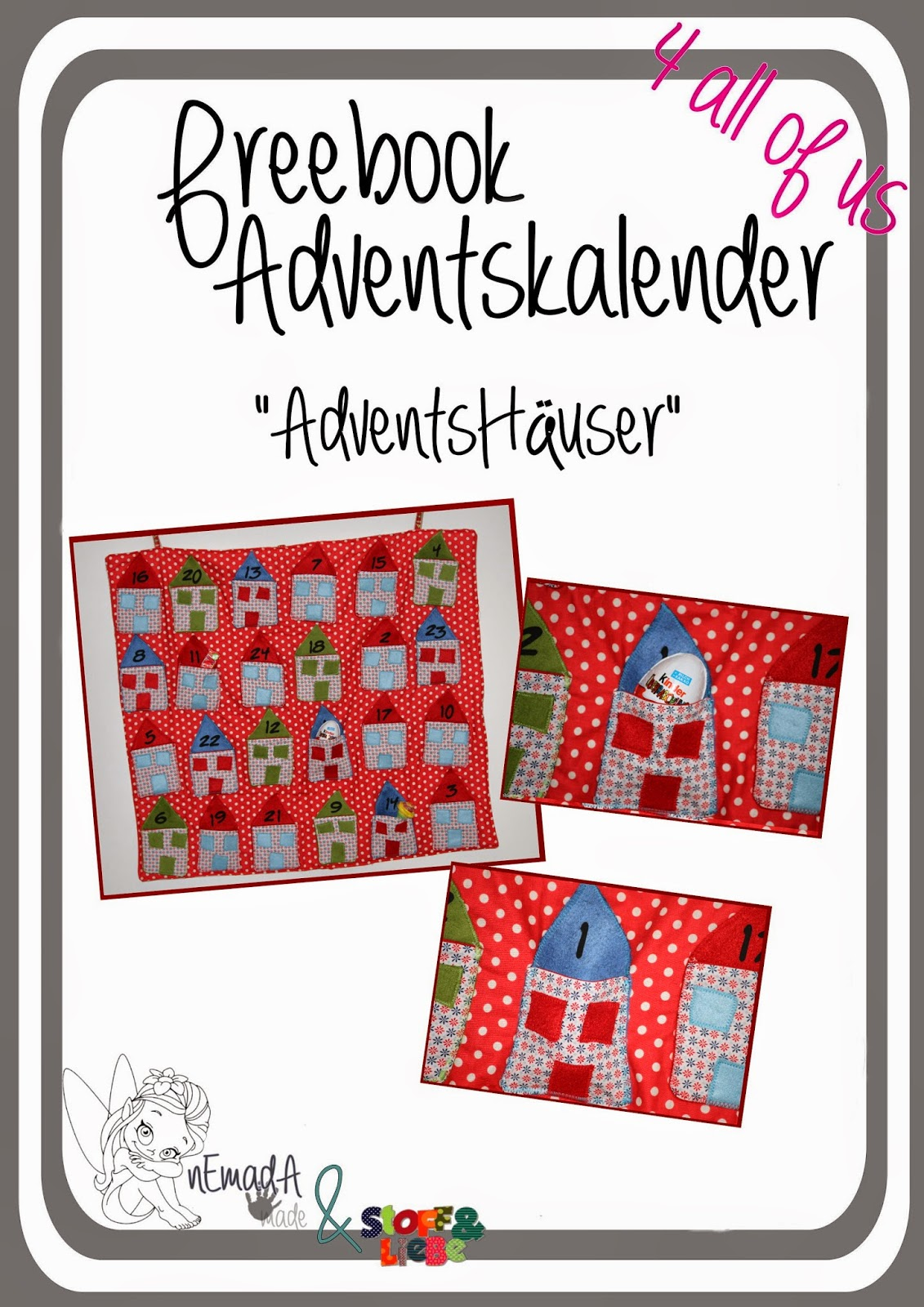 freebook Adventskalender