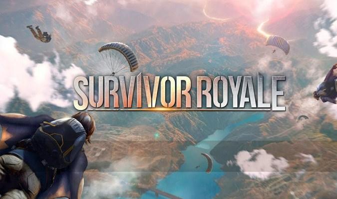 Game Battle Royale - Survivor Royale