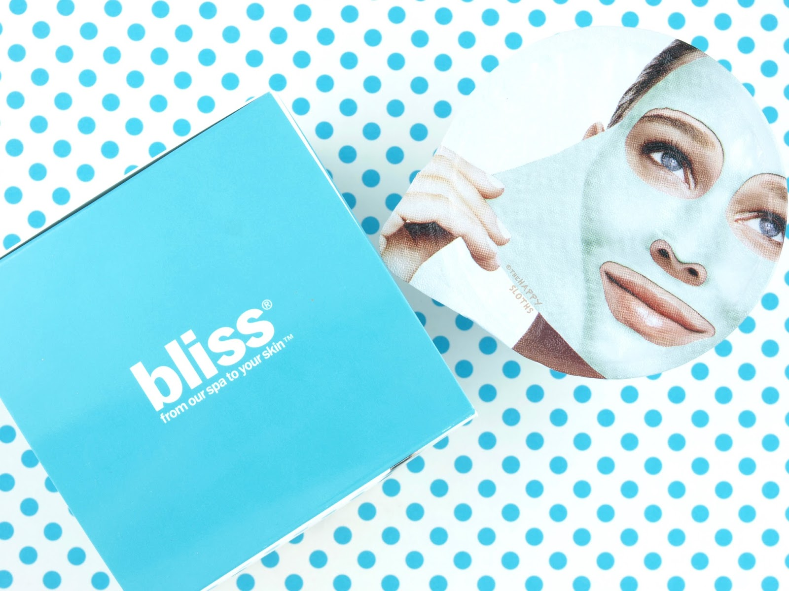 Bliss Mask-a-'Peel' Complexion Clearing Rubberizing Mask: Review
