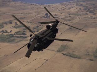 arma3 MH-47EヘリコプターMOD