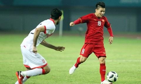 Nguyễn Quang Hải có mật độ thi đấu tương đối dày đặc và không có ngày nghỉ