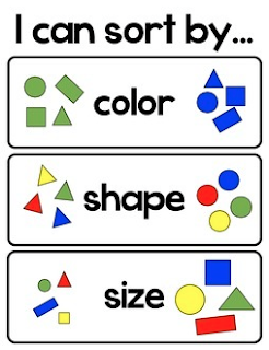 Kindergarten anchor charts that are ready to print and use. Print this anchor chart for individual or small group use or print a poster of this anchor chart at Vista Print. You will use this sorting anchor chart again and again. Click to check out more $1 anchor charts.