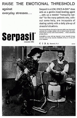 Serpasil (Reserpine)
