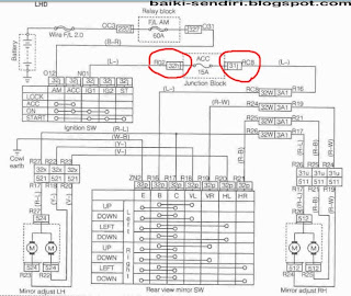 wiring diagram perodua kelisa: diy: fix on your own: daihatsu l7 / perodua