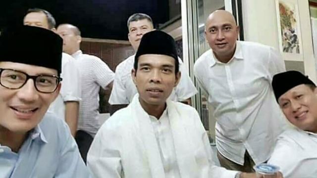 Ustaz Abdul Somad Batalkan Sepihak Ceramah di Semarang