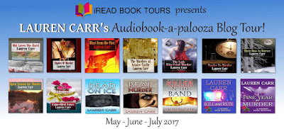 Audiobooks: Not a New, but a Growing, Market for Authors, guest post by Lauren Carr