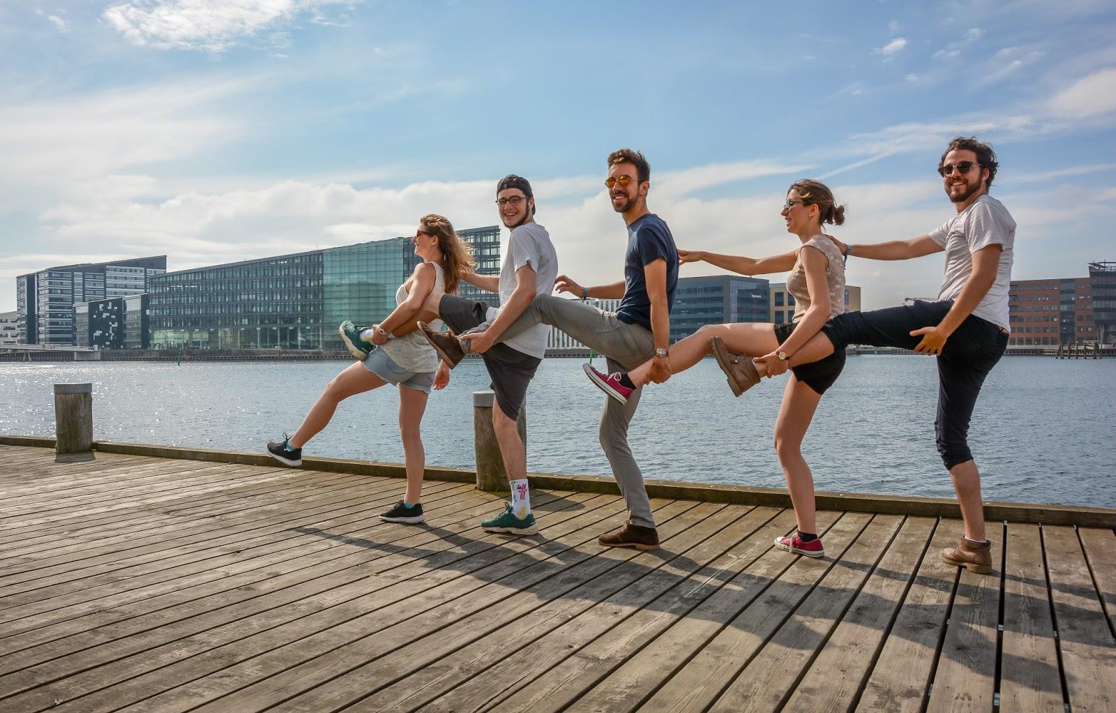 Pourquoi partir erasmus voyage stage Copenhague Danemark