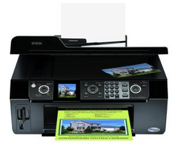 Epson Stylus CX9400Fax printer