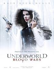 pelicula Inframundo 5: Guerras de Sangre (Underworld: Blood Wars)(2016)
