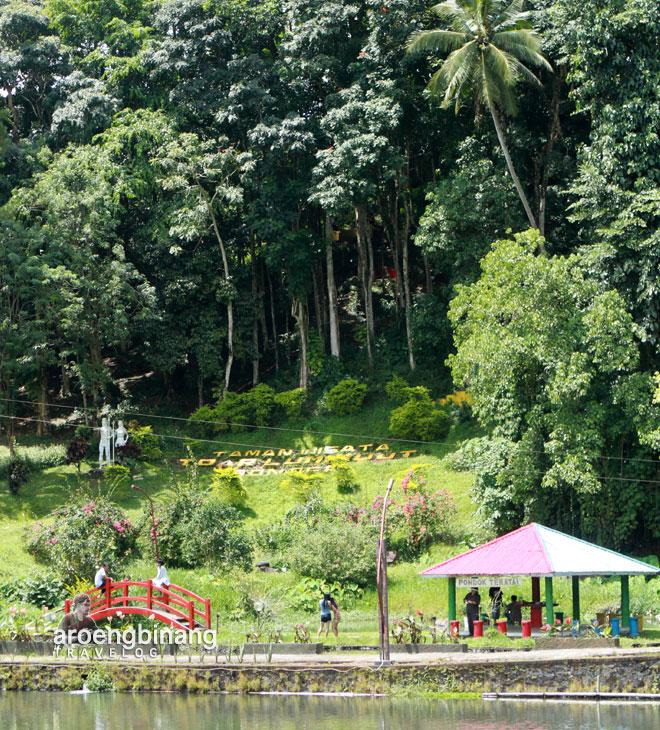 pinggir hutan wisata taman wisata toar lumimuut sonder minahasa sulawesi utara
